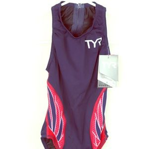 TYR women's one piece swimsuit